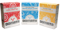 Domata Gluten Free Products