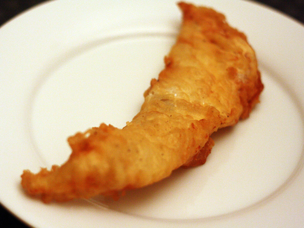 Gluten Free Beer Batter Fish