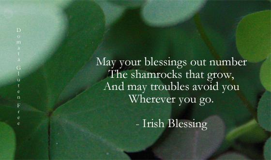 Domata St. Patrick's Day