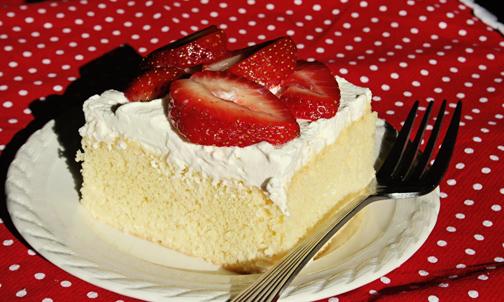Domata Tres Leches Cake