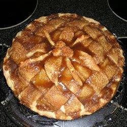 domata gluten free apple pie
