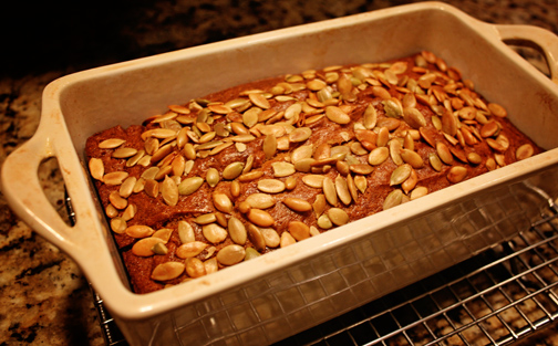 Domata gluten Free Pumpkin bread