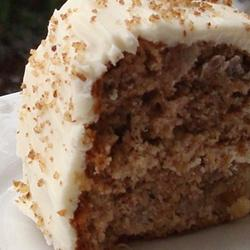 Domata Gluten Free Hummingbird Cake
