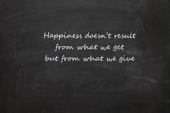 happinessgiving